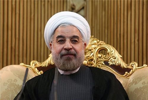 Photo of Uranium enrichment inside Iran, redline: Rouhani