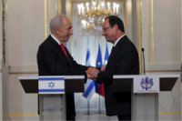French president serving the Zionist regime