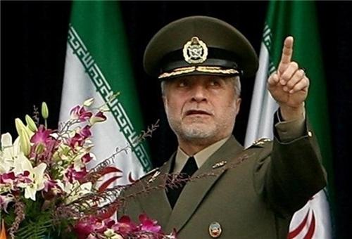 Iranian Army Commander Praises Navy's Success in Fighting Terrorism