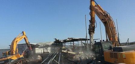 Photo of Slaughterer Israeli forces demolish water tank in Nablus village