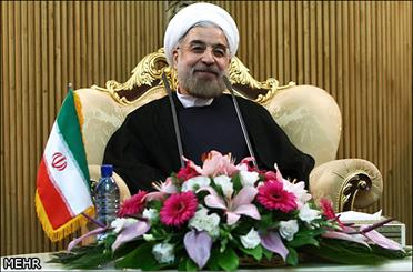 Rouhani says emphasis upon enrichment right an achievement