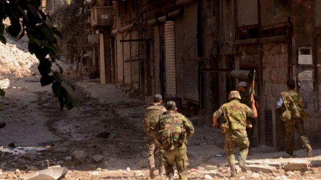 Photo of Syria army retakes Qara town in al-Qalamoun