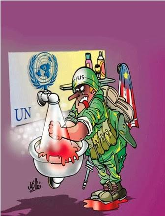 US AND UN