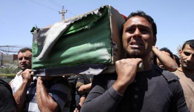 October Iraq deadliest month in 5 years: Officials