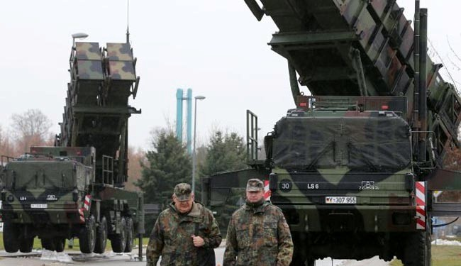 Photo of Turkey asks NATO to keep missiles intended to protect israel near Syria