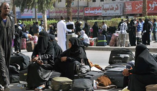 Photo of Saudi Arabia a hell for Ethiopian workers