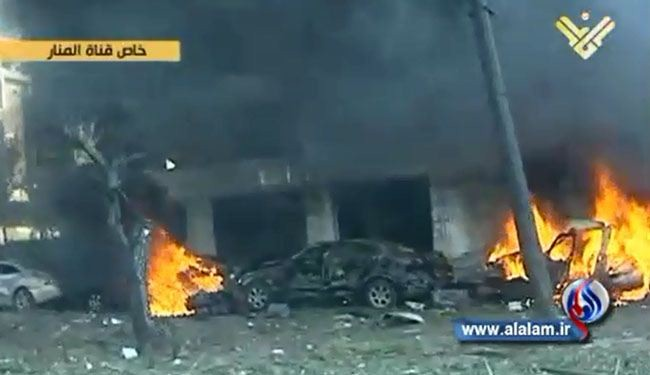 10 killed in bomb blasts near Iranian embassy in Beirut