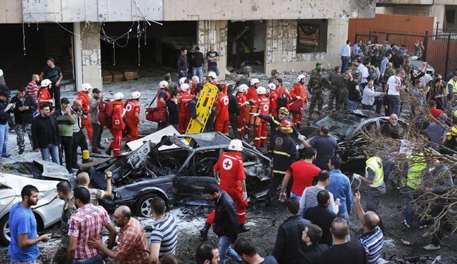 Photo of In Picture: Deadly blasts near Iran embassy in Beirut
