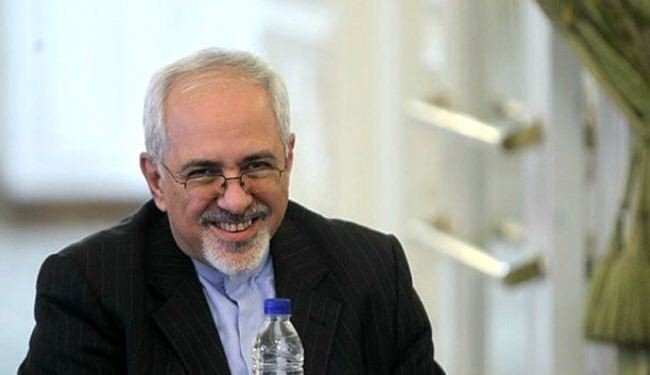 Photo of Zarif asks the world: Would you back down from your right?