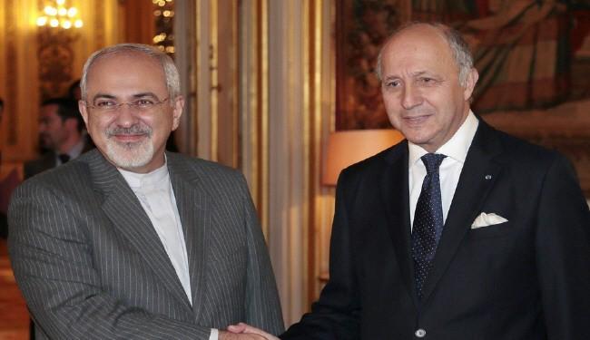 French FM: EU meets next week on easing Iran sanctions