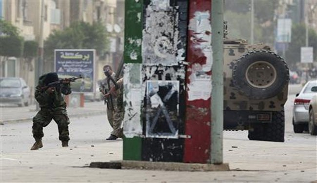 Deadly clashes erupt between Libyan army, fighters