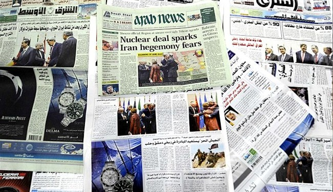 Saudis concerned about spread of Iran influence