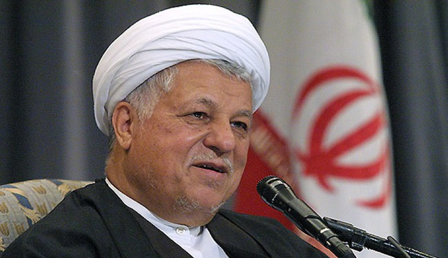 Hashemi Rafsanjani ready to help Iran-Saudi ties