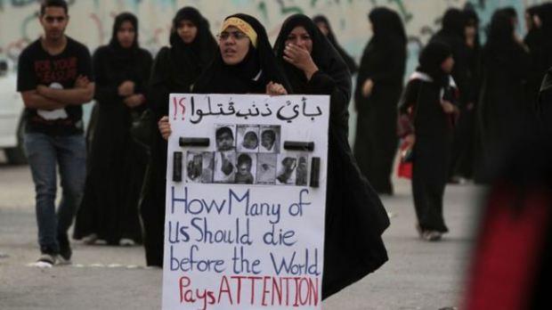 bahraini-shia-protest-amid-crackdown