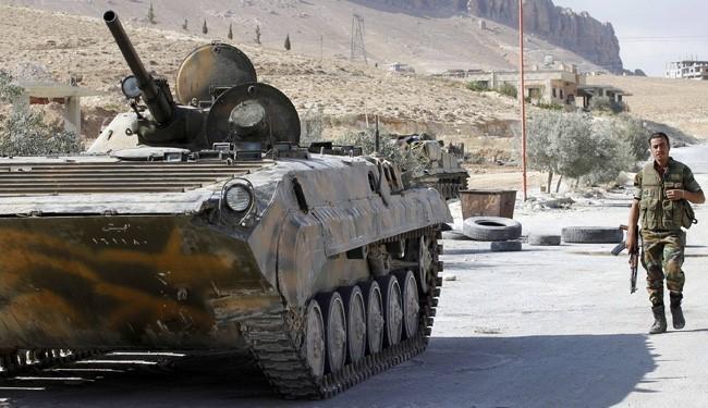 Syrian army gets closer to al-Qalamoun strategic area