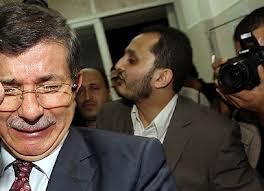 Photo of Turkey's Davutoglu in Iraq to push fresh(?) start