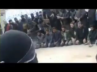 Photo of Video- Al- Qaeda executed so-called leader and members of Gareb Sham terrorist group