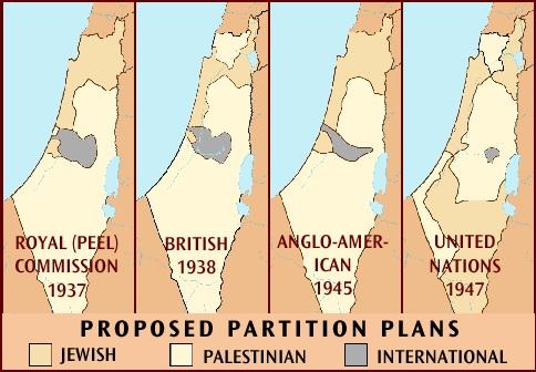 palestine_partition_plans