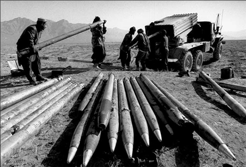 Photo of Iraq: Heavy Arms Depot Discovered in Central Iraq