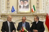 Photo of Strong, stable Iraq important: Larijani
