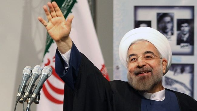 Photo of Rouhani reaffirms Iran's enrichment right