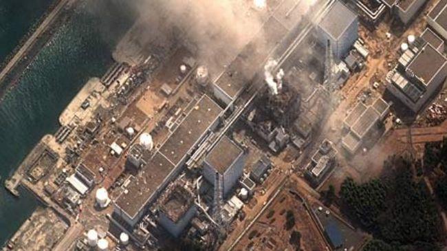 Photo of Fukushima plant sees record outdoor radiation level