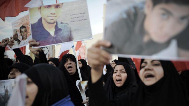 Photo of Anti-regime demos held in Bahrain