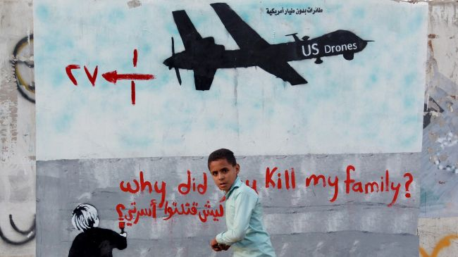 Photo of Yemenis demand apology for US drone attack deaths
