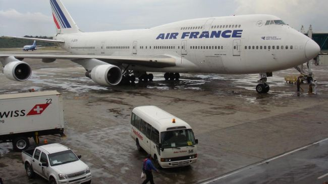 Photo of Bomb threat suspends Air France flight in Caracas