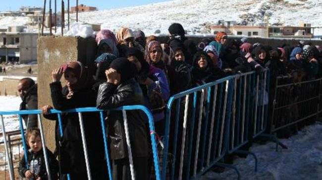 Photo of Syrian refugees to exceed 4mn by end of 2014: UN