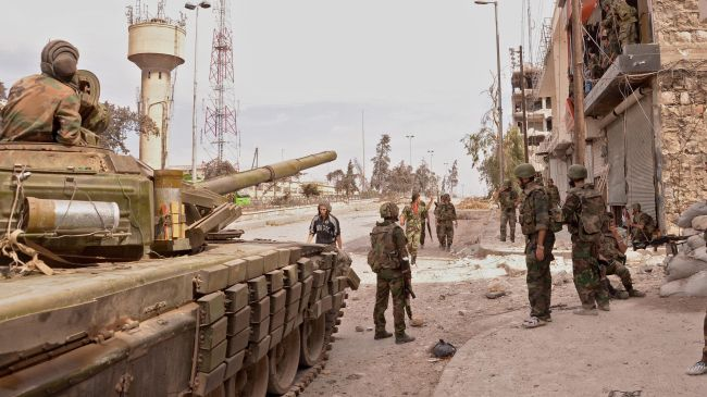 Photo of Syria army continues mop-up operations across country