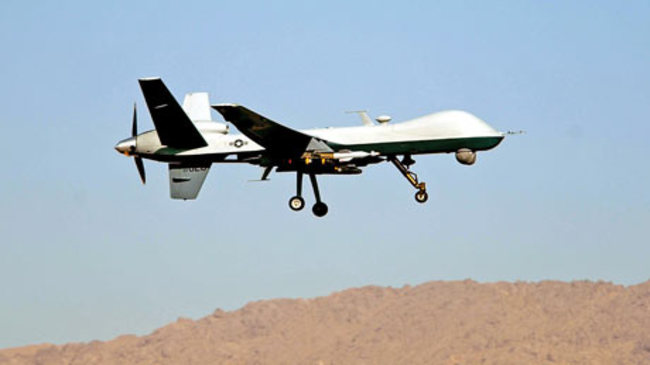 Photo of Little Satan UK unveils top secret drone base
