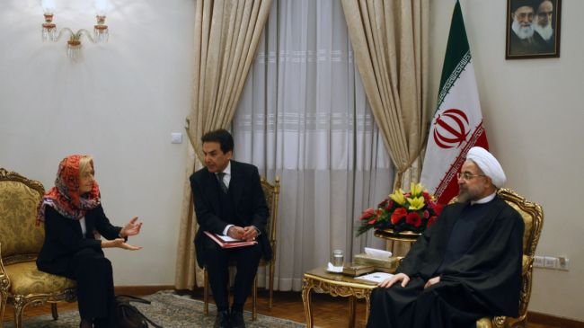 Photo of Iran relations with Italy build trust with Europe: Iran president