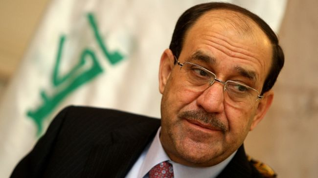 Photo of Anbar sit-in site al-Qaeda headquarters: Iraq's PM