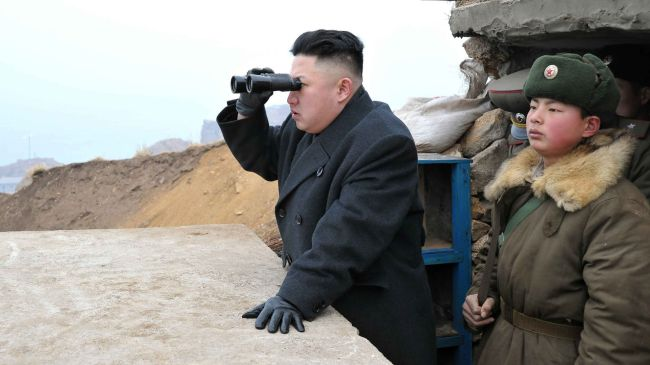 Photo of North Korea's Kim urges military to prepare for combat
