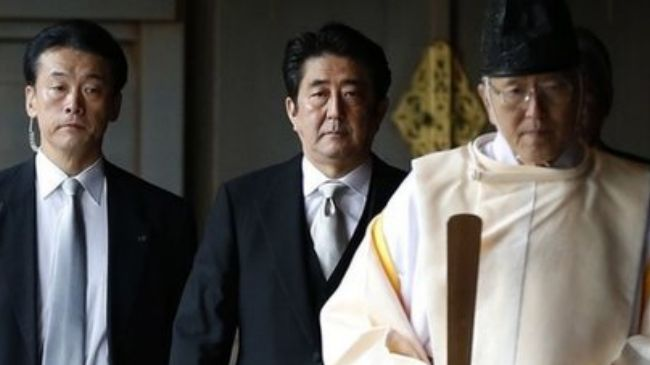 Photo of Beijing, Seoul slam Abe visit to controversial shrine