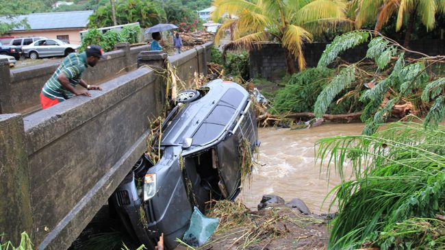 Photo of Heavy rains kill 9 across Caribbean islands