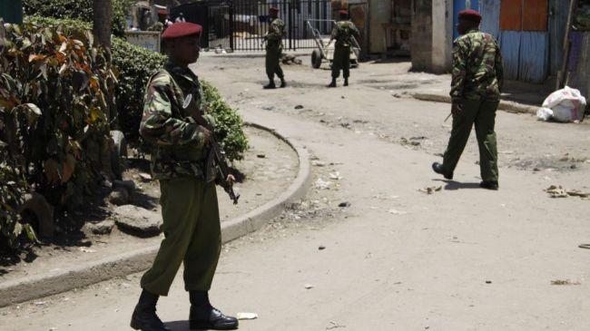 Photo of Muslim cleric gunned down in Kenya