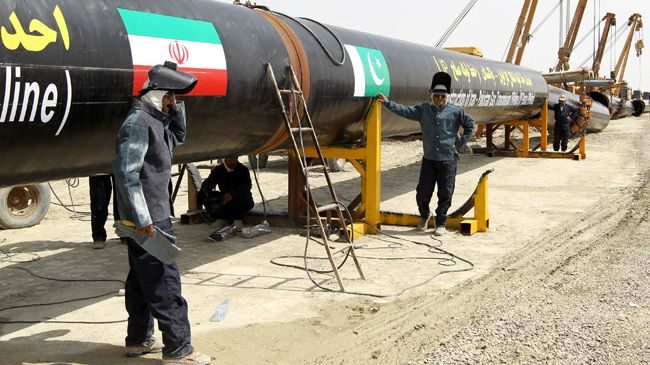 Photo of 'Pakistan must complete IP gas pipeline'