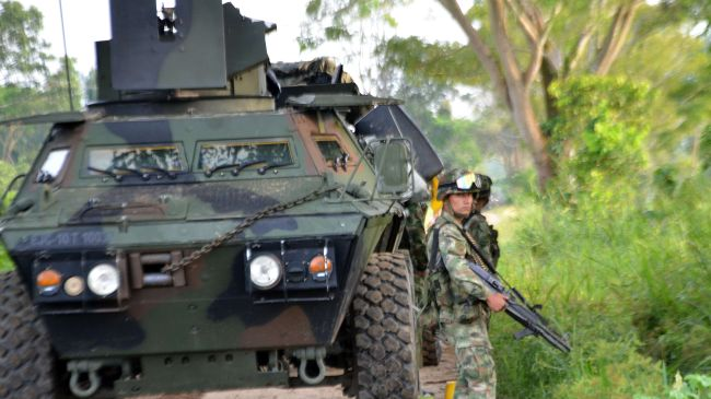 Photo of Colombian forces kill 10 FARC rebels