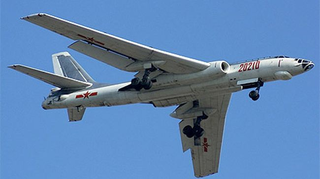 Photo of China's nuclear bomber can hit US military bases: Report