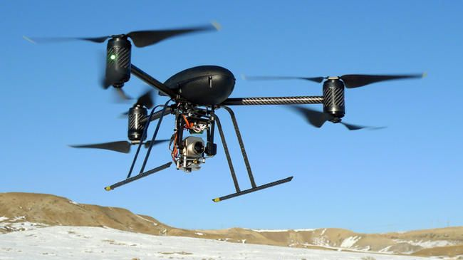 342888_Draganflyer X6 drone