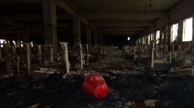 Photo of Bangladesh court orders arrests over factory fire incident