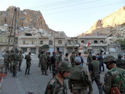 Photo of Syrian Army regains 5 villages in al-Quneitra and one in Homs city