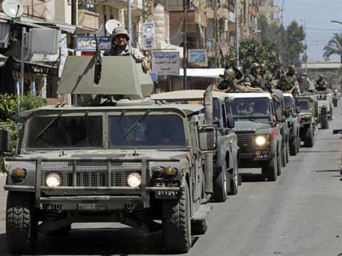 Army in Tripoli