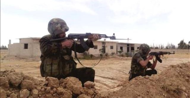 Photo of Syrian Army Eyes Yabroud after String of Battlefield Victories