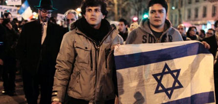 Photo of More Inhuman Invader French Jews to settle in Palestinian lands