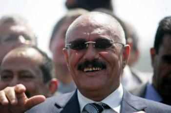 Deposed Yemeni President to stage a comeback