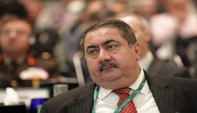 Photo of Iraqi FM warns of 'toxic' spread of Syria insurgents