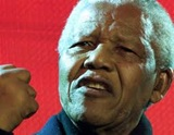 Photo of Nelson Mandela … Highlighting his words and ideas